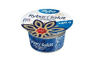 Rybací šalát v majonézovej omáčke TOP, 140G