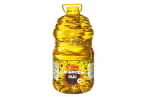 Olej slnečnicový 5 L