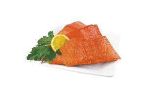 Losos porcie s kožou (10%), 120-160 g, IQF, GASTRO, 5kg