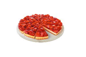 Jahodový cheesecake, 12 porcií (1450g)