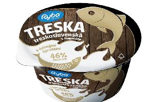 Treskoslovenská treska so šprotami (sáčok), 1kg