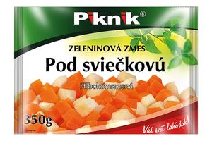 ZELENINOVÁ ZMES POD SVIEČKOVÚ, 350 g