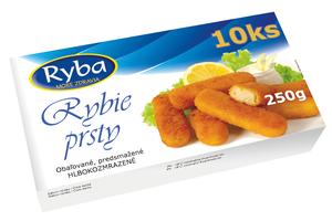 RYBIE PRSTY, 250 g
