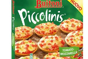 BUITONI PICCOLINIS POMODORO E MOZZARELLA, 270 g