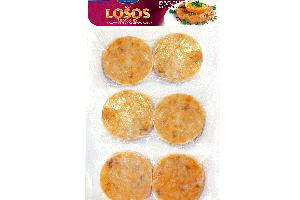 PRAVÝ LOSOS MEDAILÓNKY, 450 g