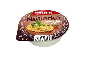 Nátierka bítešská syrová PIKNIK ,100g
