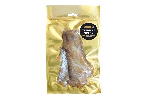 Údené filety zmorskej šťuky, vák.bal.,cca 1 KG