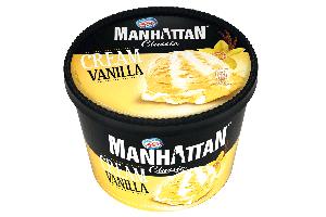 MANHATTAN Vanilka/smotana 1.4L