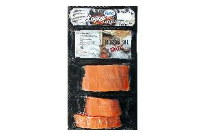 RYBA Losos filety smorskou soľou,455g